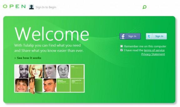 Microsoft Tulalip - ein neues Social Network?