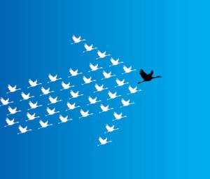 Führung Social Media